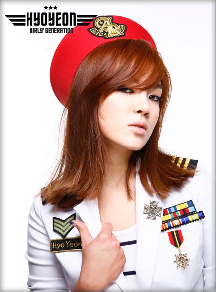 SNSD - hyoyeon